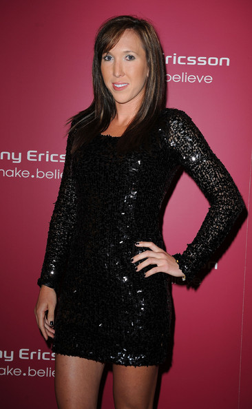 Jelena Jankovic Beaded Dress