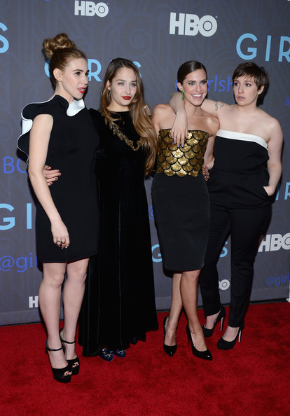 """HBO Hosts The Premiere Of """"Girls"""" Season 2 - Arrivals"""