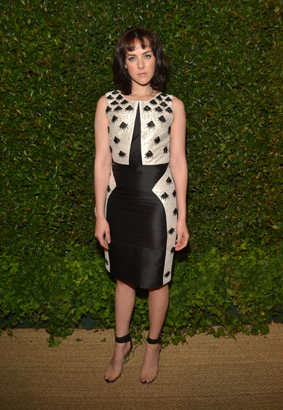 Jena Malone Cocktail Dress
