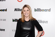 Jenna Bush Hager Leather Dress