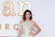 Jenna Dewan-Tatum Strapless Dress