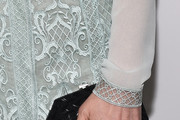 Jenna Elfman Beaded Clutch