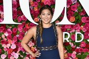 Jenna Ushkowitz Beaded Dress