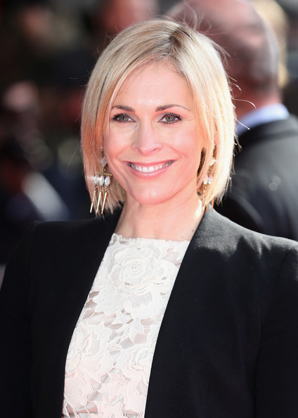 Jenni Falconer Bob [hair,blond,hairstyle,beauty,chin,premiere,layered hair,smile,long hair,feathered hair,jenni falconer,attends,awards,samsung celebrate success,prince of wales,england,london,odeon leicester square,the princes trust,samsung celebrate success awards]