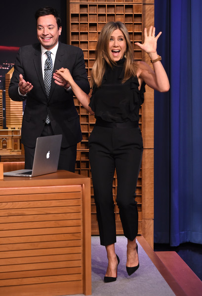 Jennifer Aniston Capri Pants