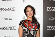 Jennifer Beals Cocktail Dress