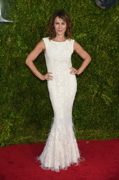 Jennifer Grey Mermaid Gown