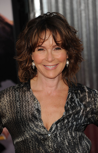 Jennifer Grey Messy Cut