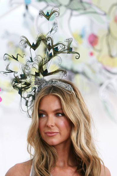 Jennifer Hawkins Decorative Hat