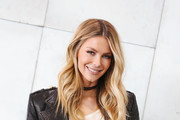 Jennifer Hawkins Leather Jacket