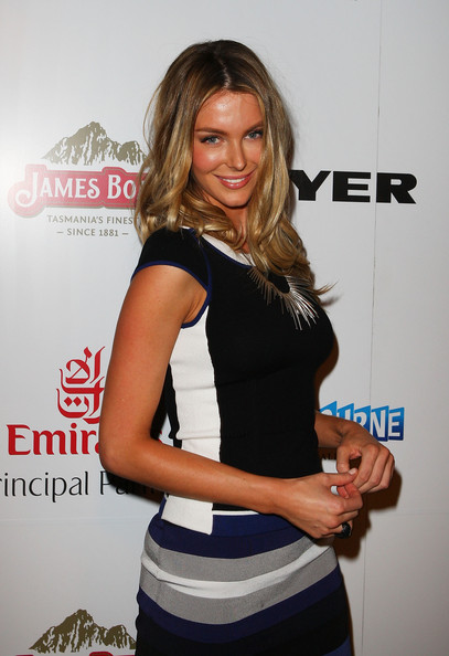 Jennifer Hawkins Silver Statement Necklace