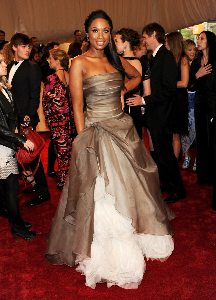 Jennifer Hudson Evening Dress Jennifer Hudson Dresses