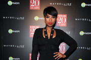 Jennifer Hudson Little Black Dress