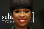 Jennifer Hudson Short Cut With Bangs