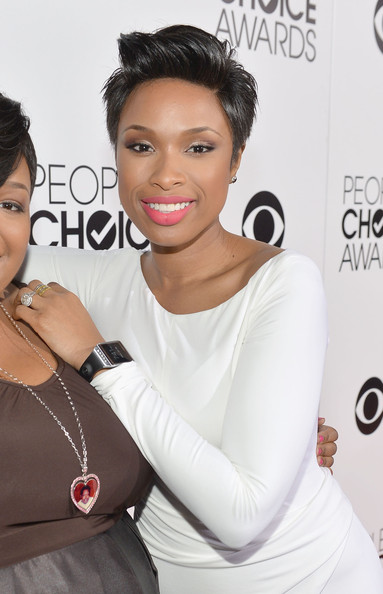 Jennifer Hudson Gets A New Haircut