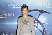 Jennifer Lawrence Crewneck Sweater
