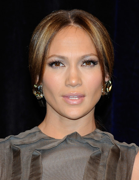 Jennifer Lopez Gemstone Studs