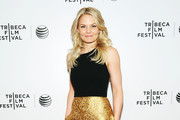 Jennifer Morrison Halter Dress