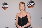 Jennifer Morrison Little Black Dress