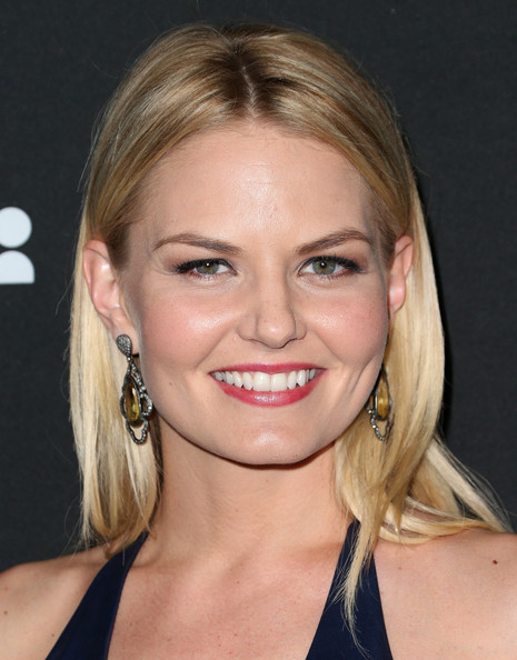 Jennifer Morrison Long Straight Cut