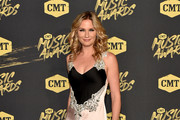 Jennifer Nettles Beaded Dress