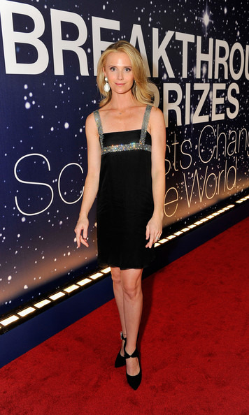 Jennifer Siebel Newsom Little Black Dress
