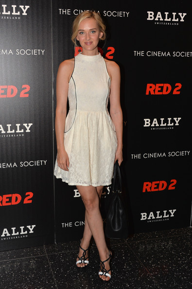 Jess Weixler Cocktail Dress