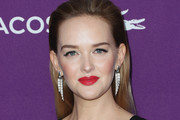 Jess Weixler Long Straight Cut