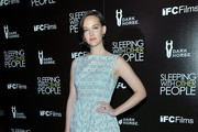 Jess Weixler Wedges