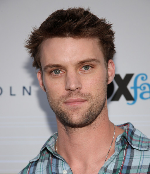 Jesse Spencer Short Straight Cut