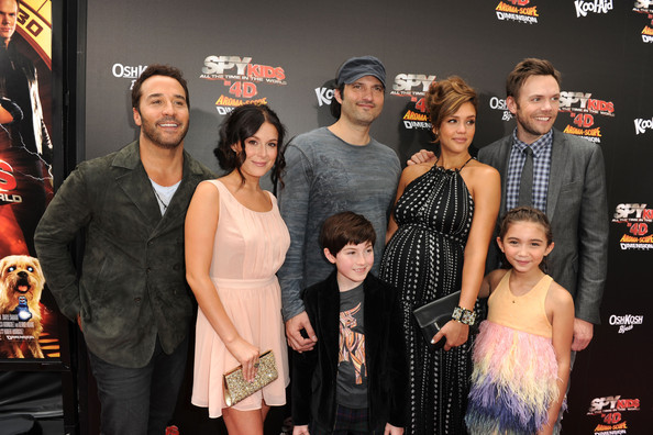 """Premiere Of Dimension Films' """"Spy Kids: All The Time In The World 4D"""" - Red Carpet"""