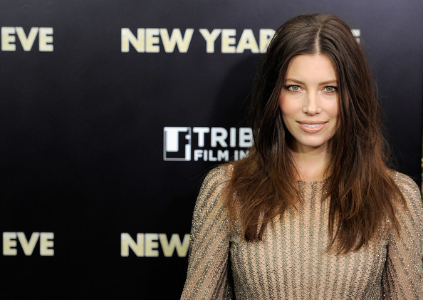 Actress Jessica Biel poses for a photo during the