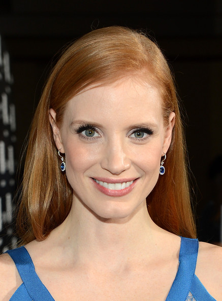 Jessica Chastain Luminous Skin