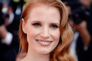 Jessica Chastain Smoky Eyes