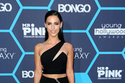 Jessica Lowndes Mini Skirt