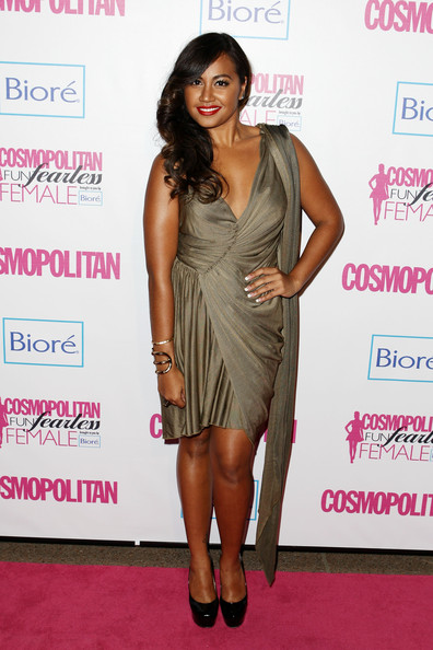 Jessica Mauboy Cocktail Dress