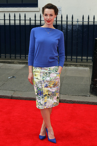 Jessica Raine Knee Length Skirt