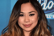 Jessica Sanchez Ombre Hair
