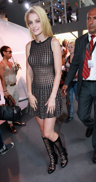 Jessica Stam Shoes