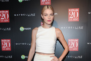 Jessica Stam Crop Top