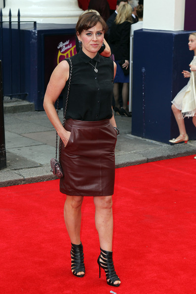 Jill Halfpenny Knee Length Skirt