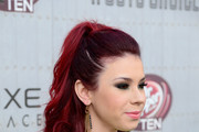Jillian Rose Reed Half Up Half Down