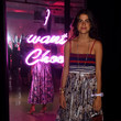 Leandra Medine at the Jimmy Choo 20th Anniversary Event