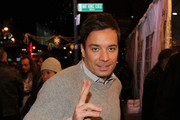 Jimmy Fallon Crewneck Sweater