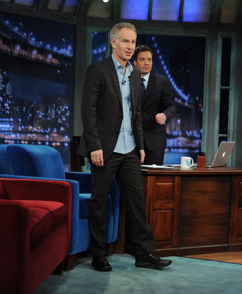 "Celebrities Visit ""Late Night With Jimmy Fallon"" - May 10, 2011"