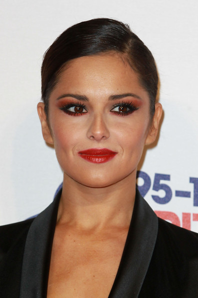 More Pics of Cheryl Cole Red Lipstick (1 of 16) - Cheryl Cole Lookbook - StyleBistro