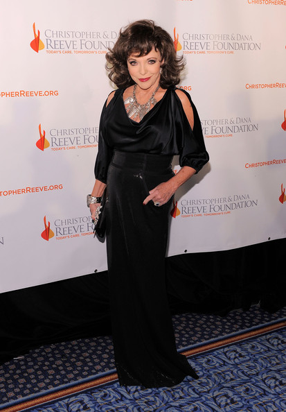 Joan Collins Clothes