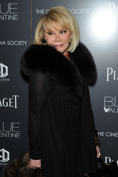 More Pics of Joan Rivers Bob 1 of 5 Joan Rivers