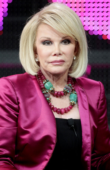 Joan Rivers Beaded Statement Necklace
