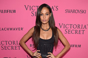 Joan Smalls Corset Top
